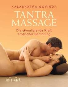 Kalashatra Govinda: Tantra Massage, Buch