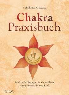 Kalashatra Govinda: Chakra-Praxisbuch, Buch