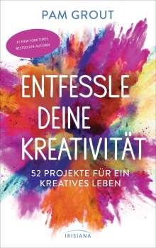 Pam Grout: Entfessle deine Kreativität, Buch