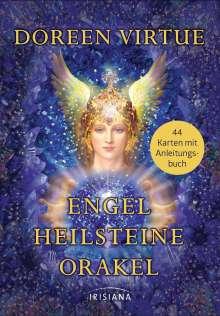Doreen Virtue: Engel-Heilsteine-Orakel, Buch