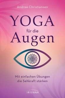 Andrea Christiansen: Yoga für die Augen, Buch