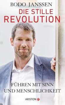 Bodo Janssen: Die stille Revolution, Buch
