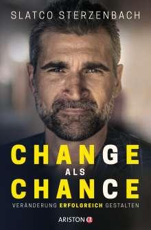 Slatco Sterzenbach: Change als Chance, Buch