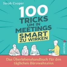 Sarah Cooper: 100 Tricks, um in Meetings schlau zu wirken, Buch