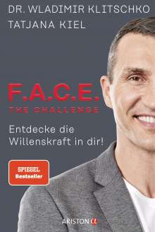 Wladimir Klitschko: F.A.C.E. the Challenge, Buch