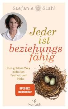Stefanie Stahl: Jeder ist beziehungsfähig, Buch