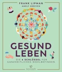 Frank Lipman: Gesund leben, Buch