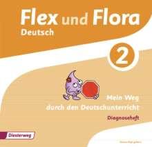 Flex und Flora 2. Diagnoseheft, Buch