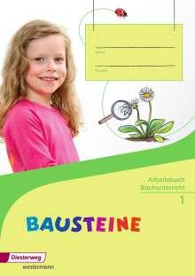 BAUSTEINE Sachunterricht 1. Arbeitsbuch, Buch