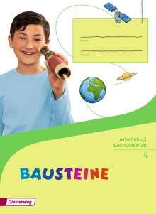 BAUSTEINE Sachunterricht 4. Arbeitsbuch, Buch