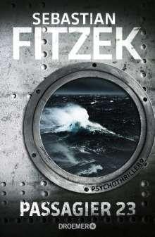 Sebastian Fitzek: Passagier 23, Buch