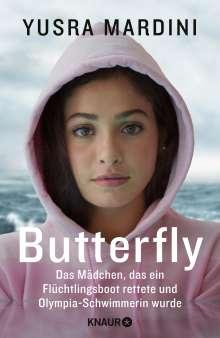 Yusra Mardini: Butterfly, Buch