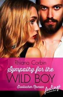 Rhiana Corbin: Sympathy for the Wild Boy, Buch