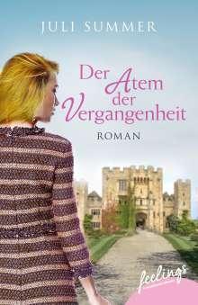 Juli Summer: Der Atem der Vergangenheit, Buch