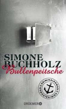 Simone Buchholz: Bullenpeitsche, Buch