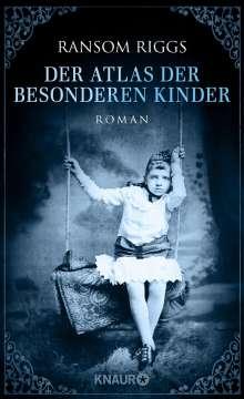 Ransom Riggs: Der Atlas der besonderen Kinder, Buch