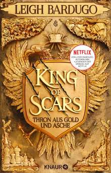 Leigh Bardugo: King of Scars, Buch
