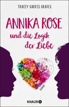 Tracey Garvis Graves: Annika Rose und die Logik der Liebe, Buch