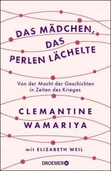 Clemantine Wamariya: Das Mädchen, das Perlen lächelte, Buch