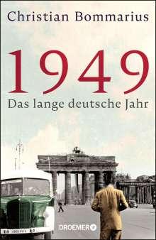 Christian Bommarius: 1949, Buch