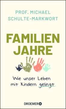 Michael Schulte-Markwort: Familienjahre, Buch