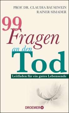 Claudia Bausewein: 99 Fragen an den Tod, Buch