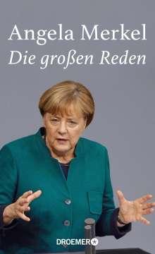 Angela Merkel, Die großen Reden, Buch