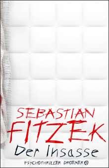 Sebastian Fitzek: Der Insasse, Buch