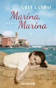Grit Landau: Marina, Marina, Buch