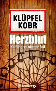 Volker Klüpfel: Herzblut, Buch