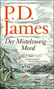 P. D. James: Der Mistelzweig-Mord, Buch