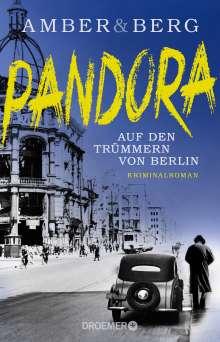 Liv Amber: Pandora, Buch