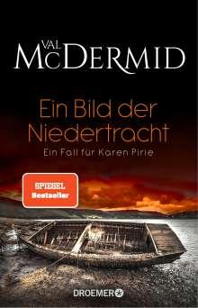 Val McDermid: Ein Bild der Niedertracht, Buch