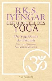 B. K. S. Iyengar: Der Urquell des Yoga, Buch