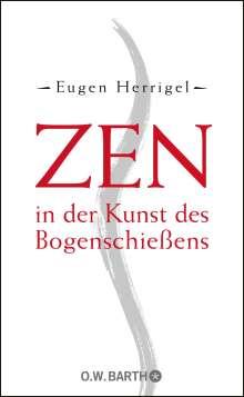 Eugen Herrigel: Zen in der Kunst des Bogenschießens, Buch