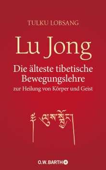 Tulku Lobsang: Lu Jong, Buch