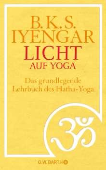 B. K. S. Iyengar: Licht auf Yoga, Buch