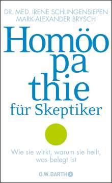 Irene Schlingensiepen: Homöopathie für Skeptiker, Buch