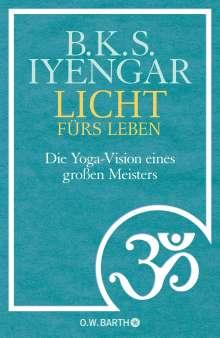 B. K. S. Iyengar: Licht fürs Leben, Buch