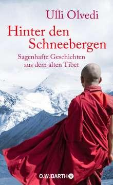 Ulli Olvedi: Hinter den Schneebergen, Buch