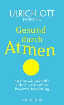Ulrich Ott: Gesund durch Atmen, Buch