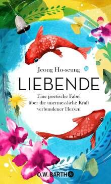 Jeong Ho-Seung: Liebende, Buch