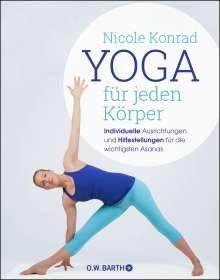 Nicole Konrad: Yoga für jeden Körper, Buch