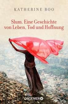 Katherine Boo: Slum. Eine Geschichte von Leben, Tod und Hoffnung, Buch