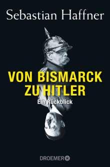 Sebastian Haffner: Von Bismarck zu Hitler, Buch