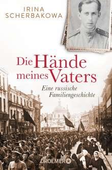 Irina Scherbakowa: Die Hände meines Vaters, Buch