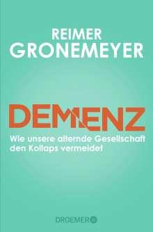 Reimer Gronemeyer: Demenz, Buch