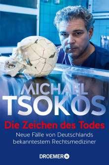 Michael Tsokos: Die Zeichen des Todes, Buch
