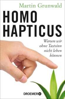 Martin Grunwald: Homo hapticus, Buch