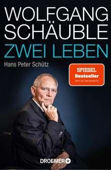 Hans Peter Schütz: Wolfgang Schäuble, Buch